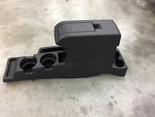 2007-2009 Dodge Caliber + SRT-4 Center Floor Console w/Cup Holders Dark Slate