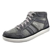 Scarpe da uomo grigie casual Skechers