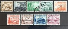 Germany Third Reich 1937 Winter Relief: Ships Used