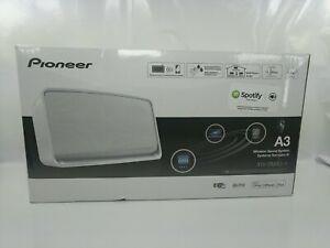 Pioneer A3 XW-SM-A3-W - Wireless Sound System in White - Read Description #22