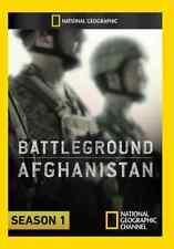 Battleground Afghanistan Season 1  DVD NEW