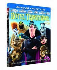 Hôtel Transylvanie BLU-RAY 3D + DVD NEUF SOUS BLISTER
