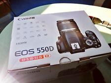 Canon EOS 550D EF-S 18-55 IS KIT 3199 Auslösungen +++ Tasche +++ Profi Foto Buch