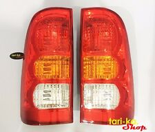 Rear Combination Tail Lights Lamp For 2004-2012 Toyota Hilux Vigo MK6 SR5 Pickup