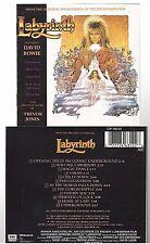 DAVID BOWIE labyrinth CD ALBUM soundtrack CDP 7463122 germany