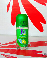 Fa Caribbean Lemon Extotic Fresh Roll On Deodorant Women girls 48 hrs protection