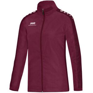 Jako Striker Damen Präsentationsjacke Sport Jacke D9816-14 Gr. 34 rot neu