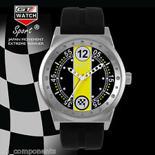 Uhr GT car (Mini,VW,Golf,911,Cayenne,M,BMW,Mercedes,audi,Porsche) wristwatch