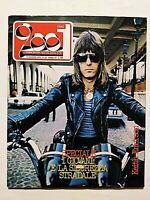 RARE CIAO 2001 23-1975 +POSTER HONDA 400F-KEITH EMERSON-AL GREEN-SONNY CHER