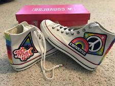 NIB CONVERSE CHUCK 70 1ST PRIDE PARADE HIGH TOP SHOE UNISEX Mens 10/Womens 12