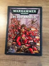 Warhammer 40k Codex Armeebuch Space Marines Blood Angels