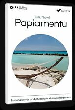 Eurotalk Talk Now Papiamento for Beginners - Download option and CD ROM