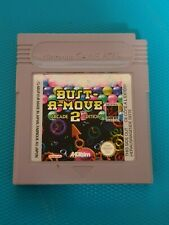 NINTENDO GAMEBOY : bust a move 2