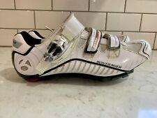 Bontrager RL Road Shoes, Unisex, US Sz 8, White