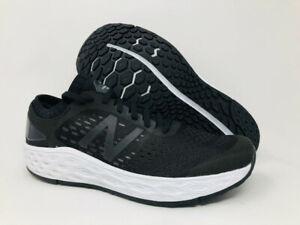 New Balance Men's Vongo v4 Running Shoe, Black/Black Metallic, 8 D(M) US