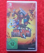 Has-Been Heroes, Nintendo Switch Spiel, wie Neu, deutsche Version