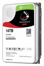 Seagate ST14000VN0008 Ironwolf Hard Drive 14 TB 3.5 SATA NAS