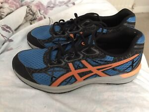 Ladies Asics Endurant Blue Running shoes Trainers UK 6.5