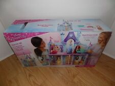 Disney Princess Royal Dreams Castle Over 3 Feet Tall, 15+ Accessories BRAND NEW