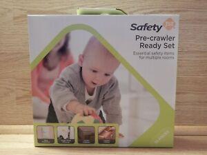 Safety 1st Pre-Crawler Ready Set, 35 Safeguard Pieces