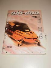 SKIDOO 1997 PARTS CATALOG MANUAL FORMULA S / FORMULA SL