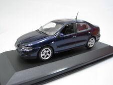 Seat Toledo II 1M Azul Metal V5 433058404 -  Minichamps 1/43 cochesaescala