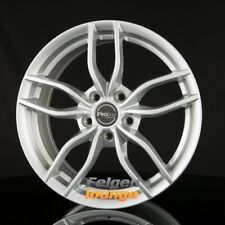 4 Alufelgen ProLine Wheels  ZX100 Arctic Silver (AS) 6,5x16 ET38 5x112 ML66,6 NE