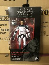 STAR WARS BLACK SERIES: 6 Inch - Commander Wolffe