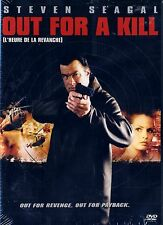 NEW DVD // Out For a Kill  //  Steven Seagal, Corey Johnson, Michelle Goh