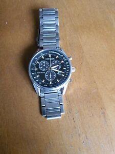 Citizen Eco-Drive Wristwatch.