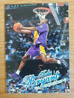 Kobe Bryant Second Year 1997-98 Fleer Ultra Card #1 Los Angeles Lakers HOF