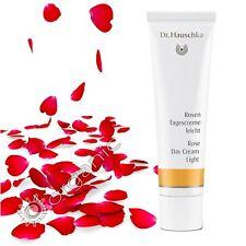 Dr Hauschka Genuine Organic Rose Day Cream Light 30ml Brand NEW Long Date