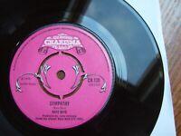 RARE BIRD - SYMPATHY - UK 1st CHARISMA CB 120 / 1970 EX/EX+
