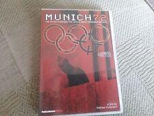 Munich: The Secrets Behind The 1972 Olympic Terrorist Attacks (DVD, 2006)