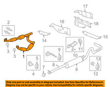 FORD OEM 09-14 E-150 4.6L-V8-Catalytic Converter 9C2Z5F250E