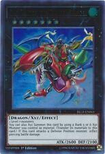 Gaia Dragon, the Thunder Charger (BLLR-EN065) - Ultra Rare - 1st Edition