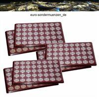 6 Münztableau / Tableau für 240 x 2 Euro Münzen + 240 Kapseln Größe 32 mm