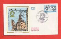 FDC 1977 - La Journée De Sello - Sochaux (1035)