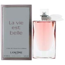 La Vie Est Belle Florale Perfume by Lancome, 3.4 oz L'EDT Spray women NEW