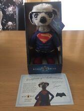 Compare The Meerkat Batman Vs Superman Toy Sergei Superman Costume Certificate