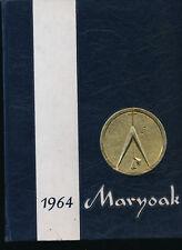 Royal Oak MI St Mary High School yearbook 1964 Michigan