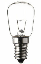 Glühlampe Glühbirne 24V 25W E14 28x64 mm klar Speziallampe Niedervolt