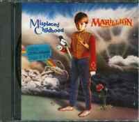 """MARILLION """"Misplaced Childhood"""" CD-Album"""