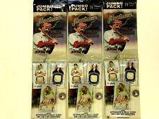 2013 TOPPS ALLEN & GINTER JUMBO PACKS ( 3 PACK LOT )