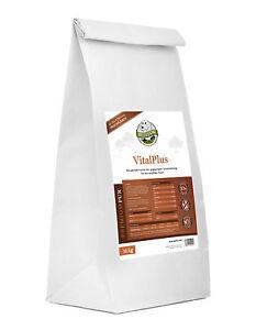 Bellfor Pur VitalPlus Lamm, 10kg-Beutel, glutenfreies Hundefutter Vitamine