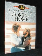 Coming Home (DVD, 2002)Mint Disc!•No Scratches•Out-of-Print•Jane Fonda
