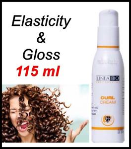 Linea Bio Curl Cream for Curly & Wavy Hair Give Elasticity & Gloss 115ml