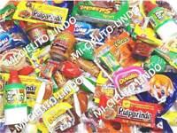 100 Mexican Candy Mix Variedad Surtido dulces mexicanos