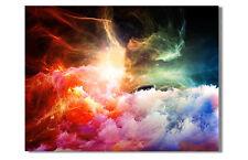 KUNST LEINWAND BILD ART GALAXY GALAXIE STERNE STARS POP ART XXL BILDER 4094 P