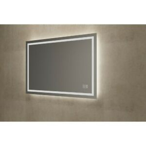 900x750mm LED MIRROR with 6 FUNCTIONS including BLUETOOTH